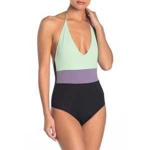 NWT Tavik Chase Reversible One-Piece Swimsuit S